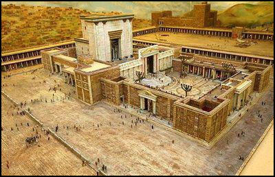 2nd Temple model
